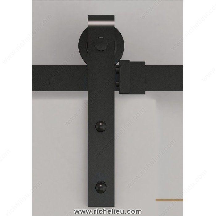 Rustic Set 2460302matpvc Onward Hardware Door