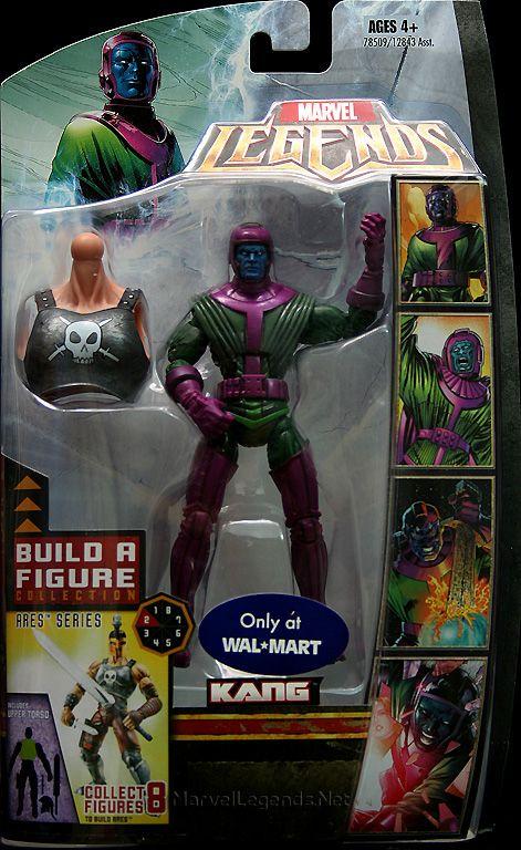 Marvel Legends Ares Series Kang Marvel Legends Marvel Action