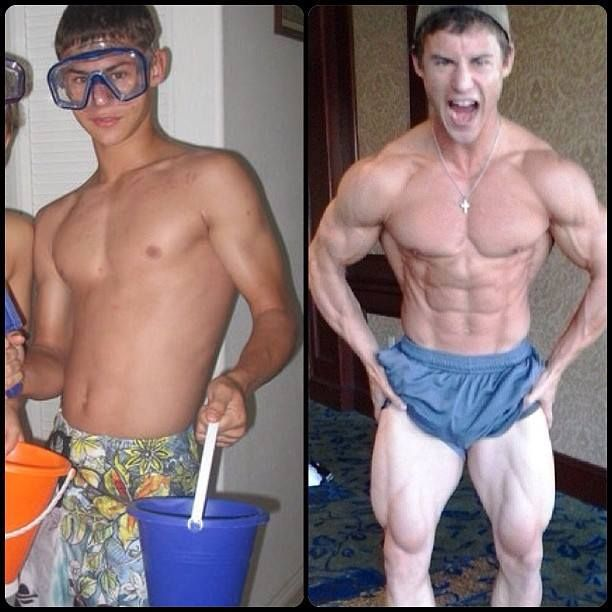 That's a great transformation! #bodytransformation # ...