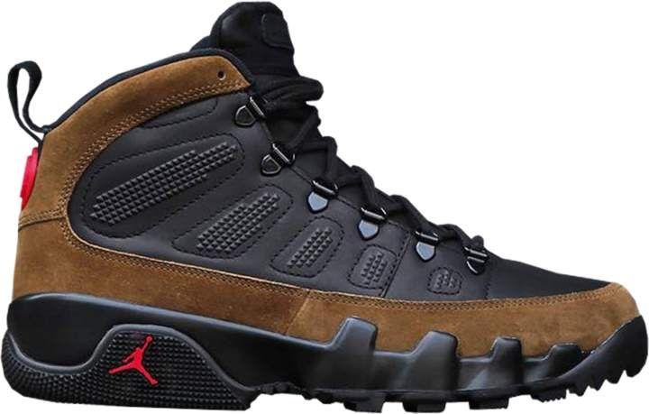 Jordan 9 Retro Boot NRG Olive in 2020