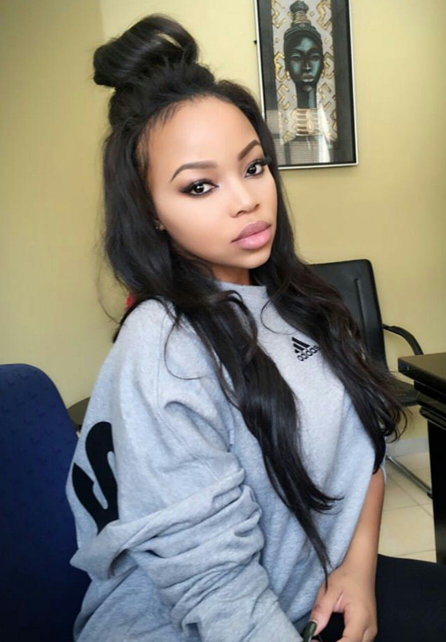 Faith Nketsi Hair Makeup And Nails Pinterest
