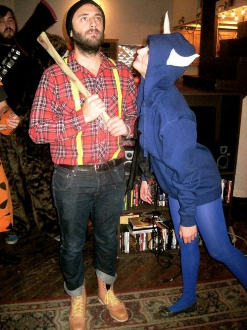 castaway tumblr funny couple costumesfamily halloween