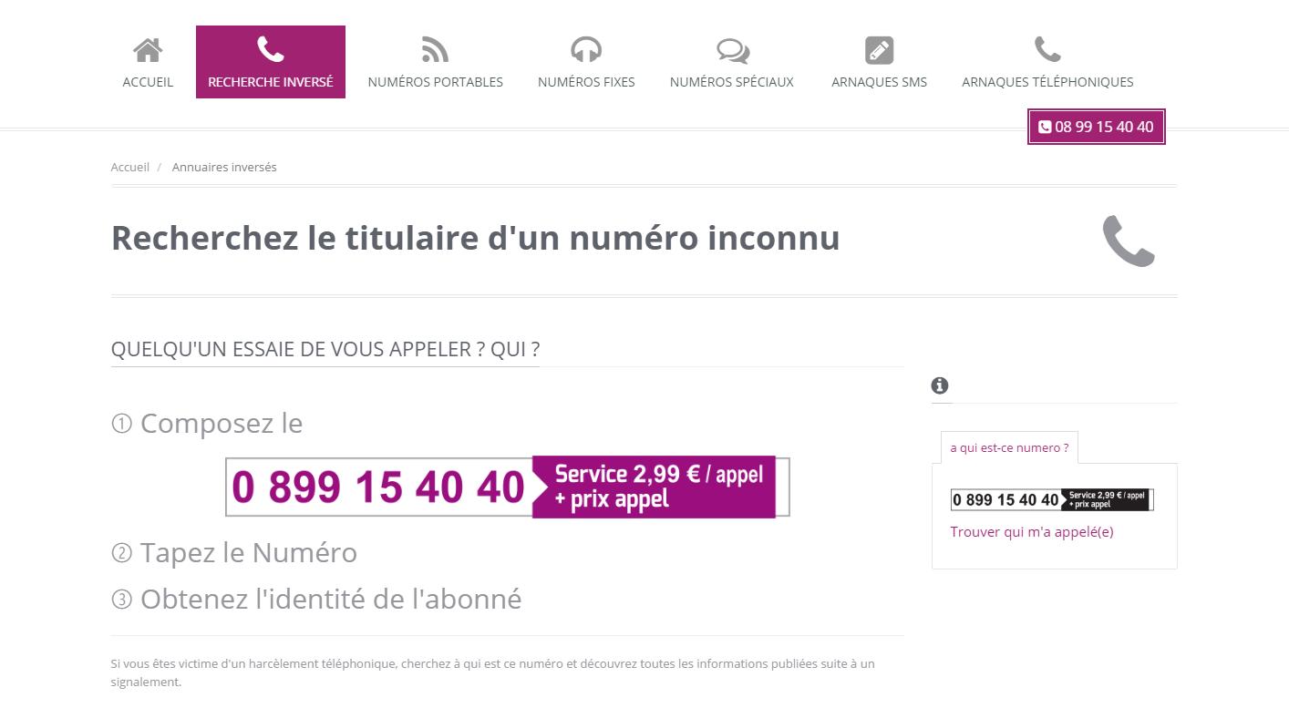 el-rebajas.com est un annuaire inversé portable gratuit pour savoir qui est le  propriétaire d un numéro de téléphone. Saisissez alors directement le numéro  ... 39d01a226c6d
