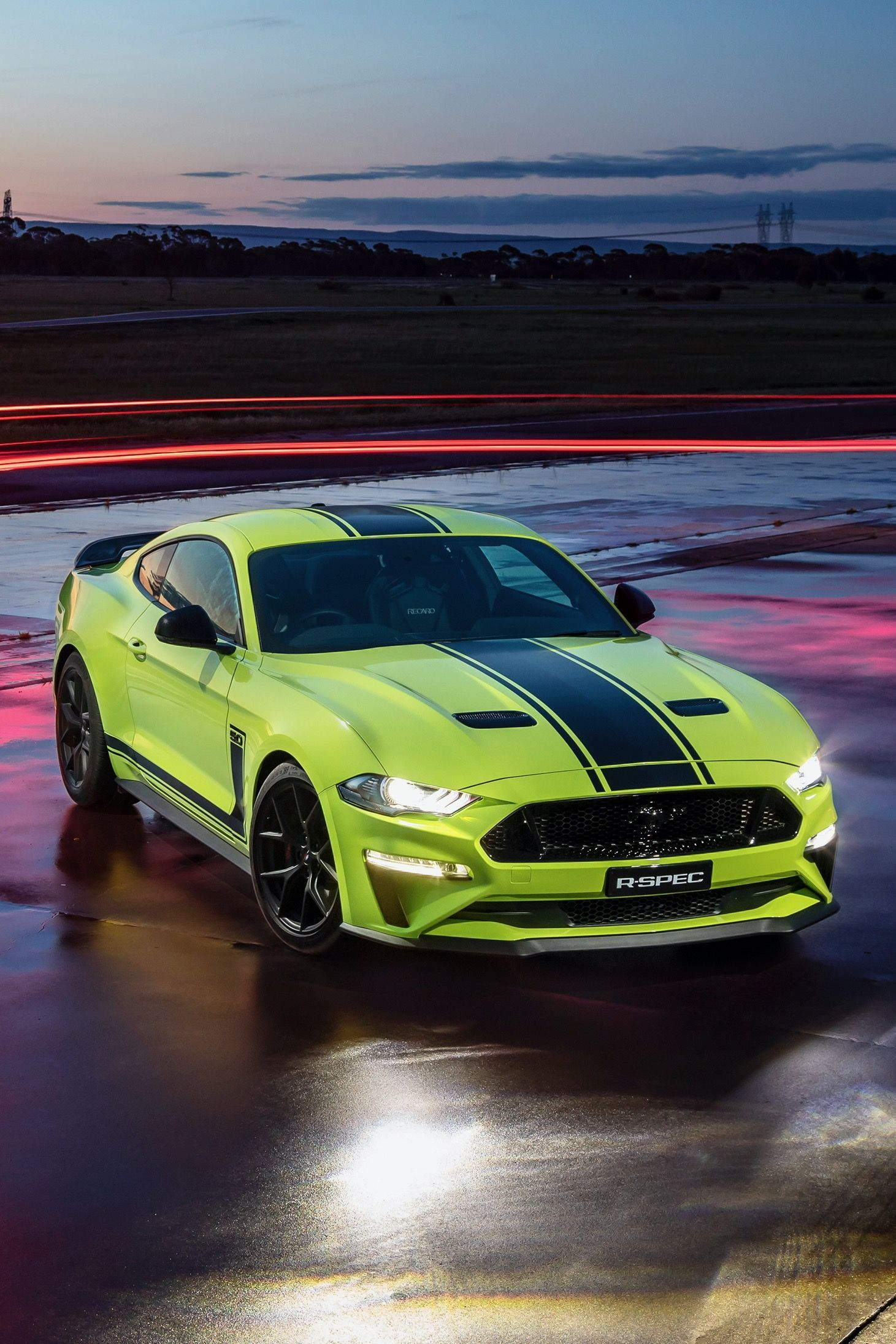 2020 Ford Mustang R Spec Australia Version Ford Mustang Gt