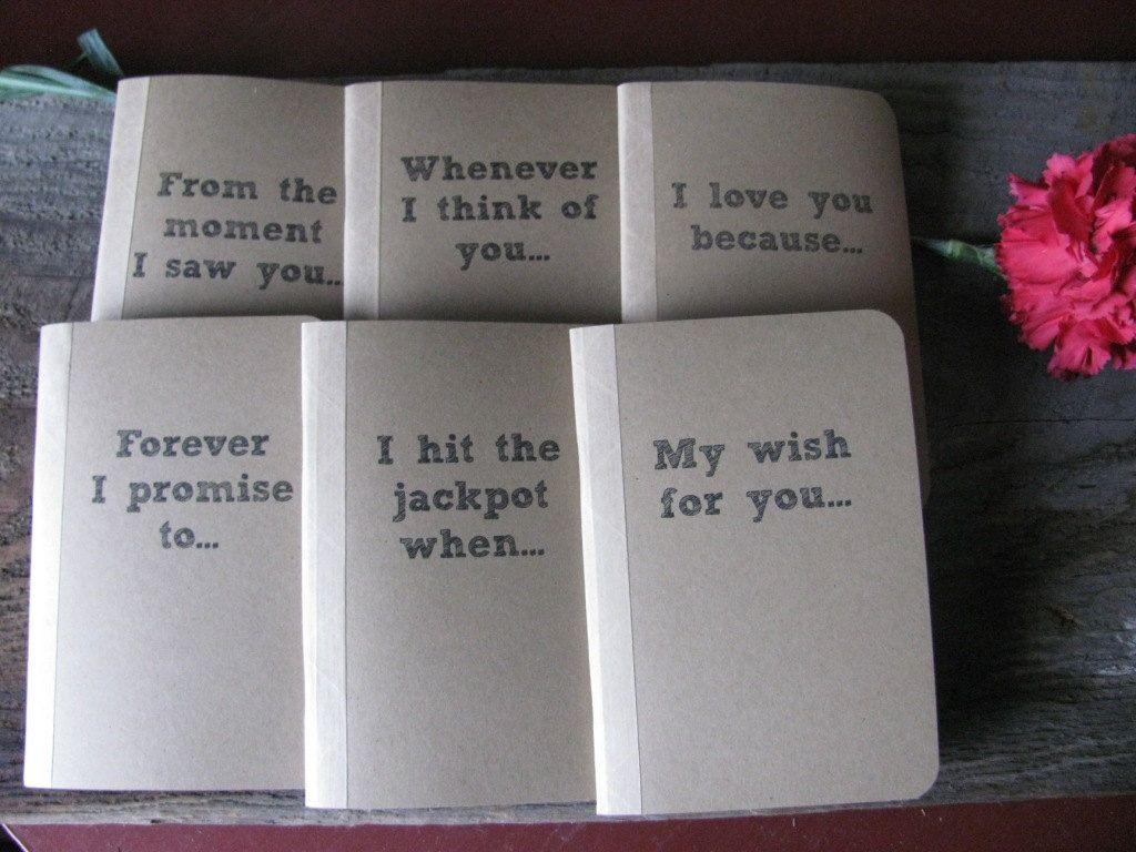 Super romantic gift for christmas and valentines day love letter