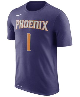 1b85a200 Nike Men's Devin Booker Phoenix Suns Name & Number Player T-Shirt - Purple  XXL