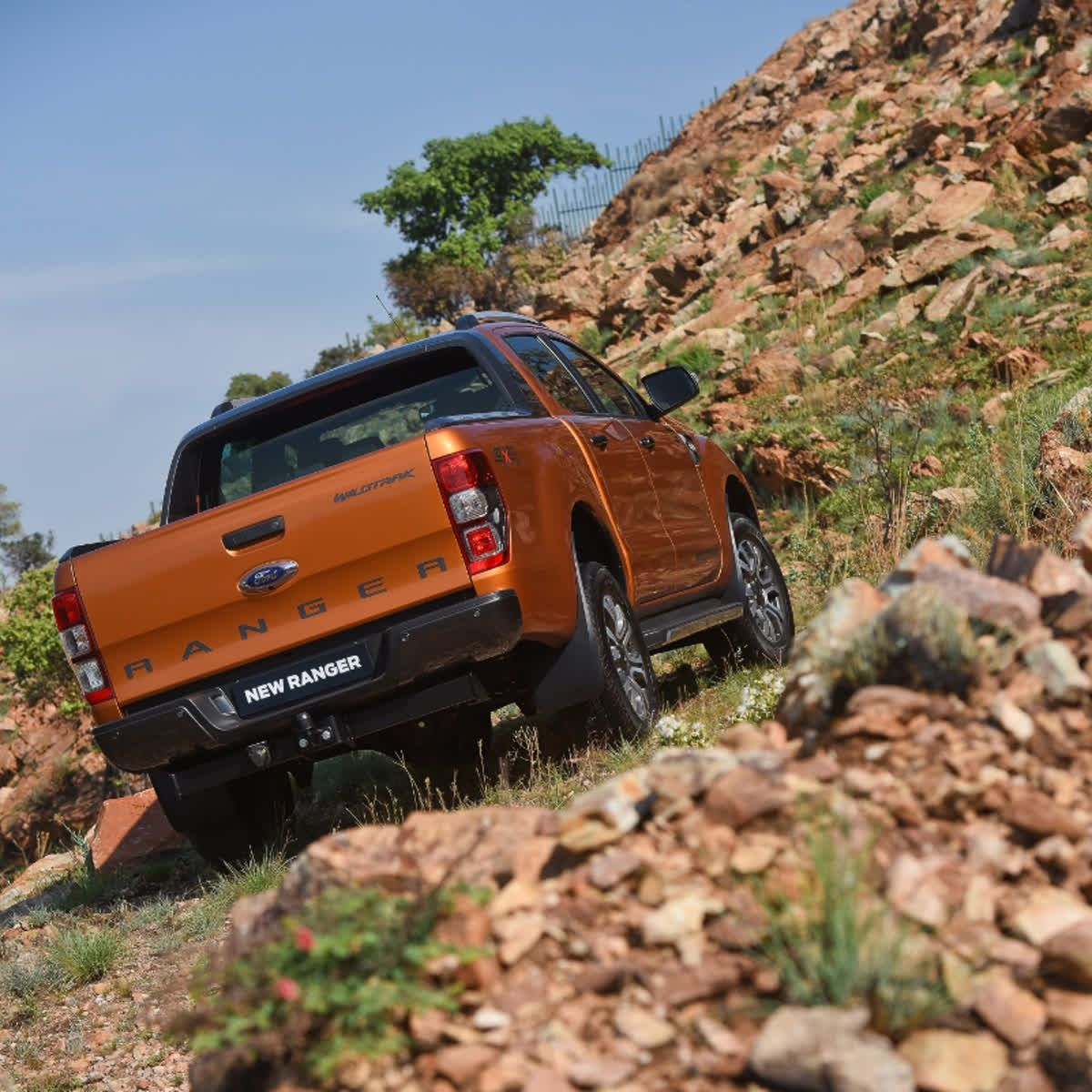 Make Light Work Of Big Challenges Thanks To The Ford Ranger Ford