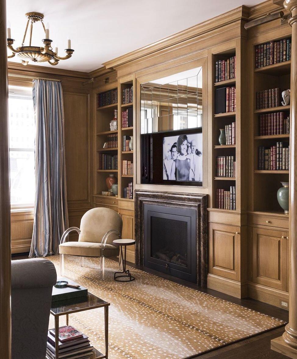 to hide the tv or not in 2020  hidden tv living room tv
