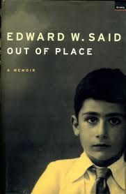 Out Of Place By Author Edward W Said State Essay