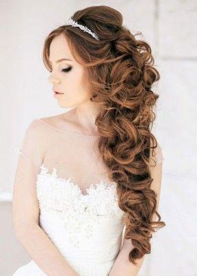 5 Imagenes De Peinados Para Cabello Largo Para Ir A Una Boda Hair Styles Quince Hairstyles Wedding Hairstyles