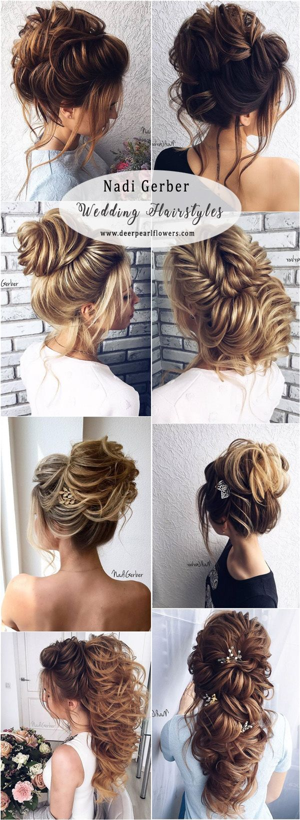best long wedding hairstyles from top hairstylists
