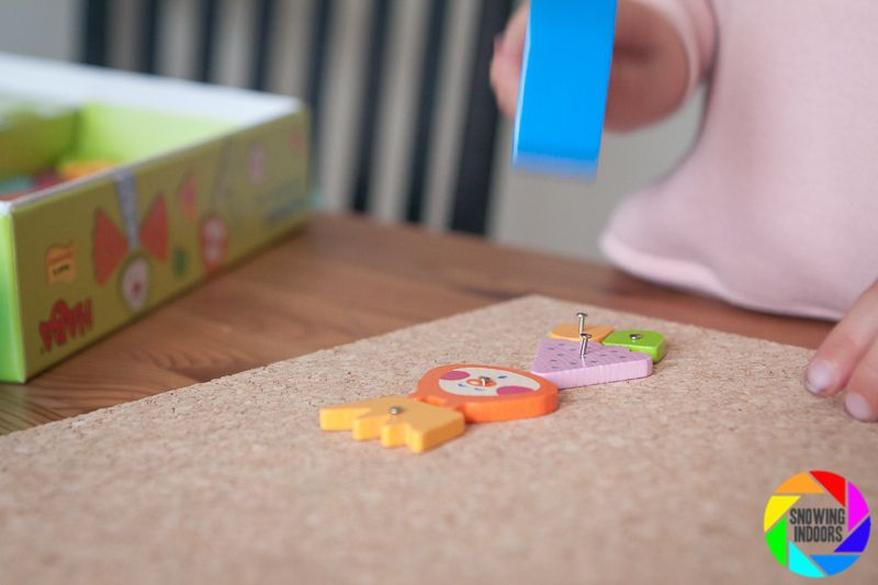 Haba Tack Zap Springtime Butterflies Review