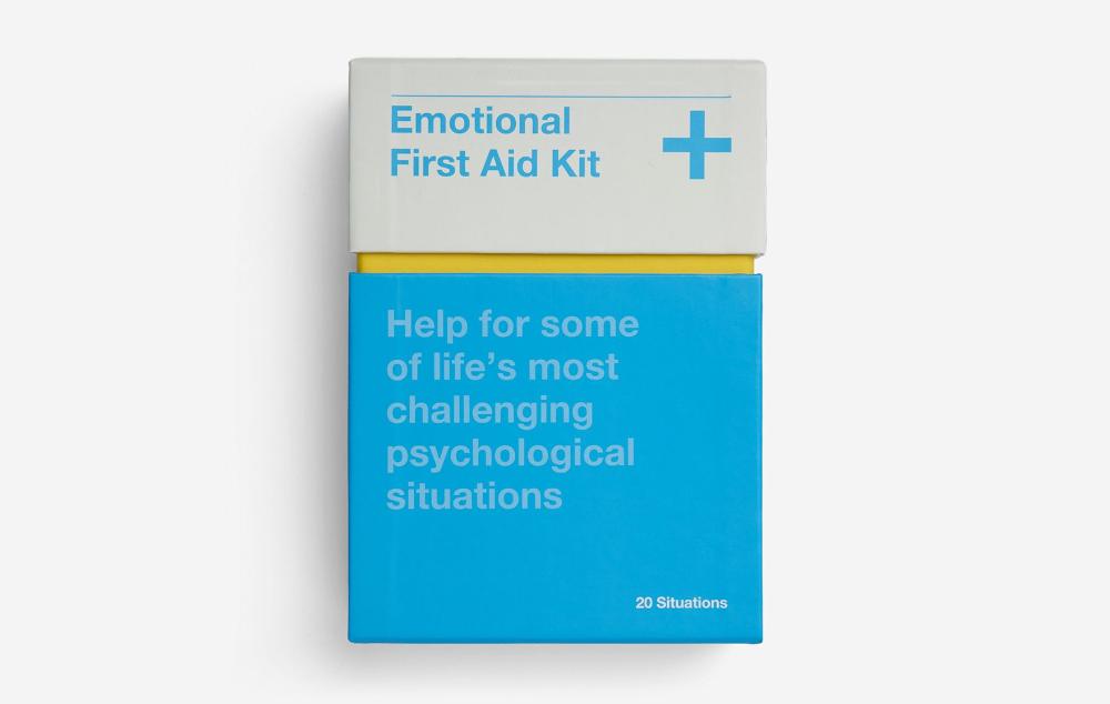 Emotional First Aid Kit First Aid Kit First Aid Emotions