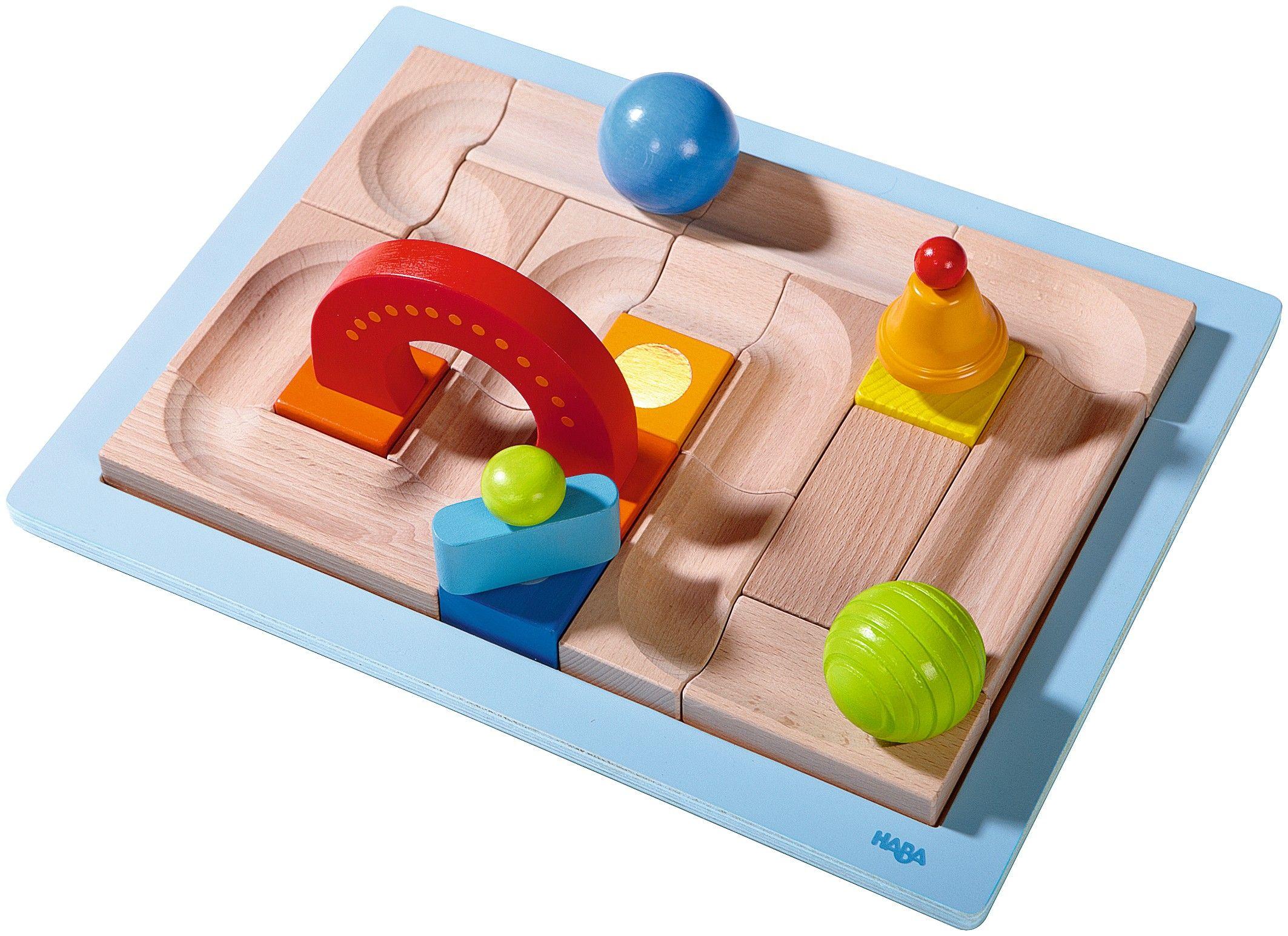 Endless possibilities Haba Toys Big Ball Track Maze