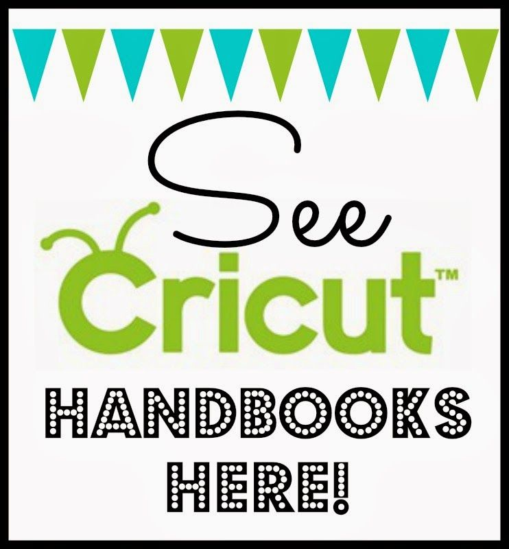 Obsessed With Scrapbooking: Cricut Cartridge Handbooks