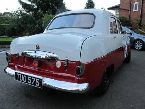 Ford Zephyr Zodiac Mk1 Goodwood Race Car For Sale 1956 On Car