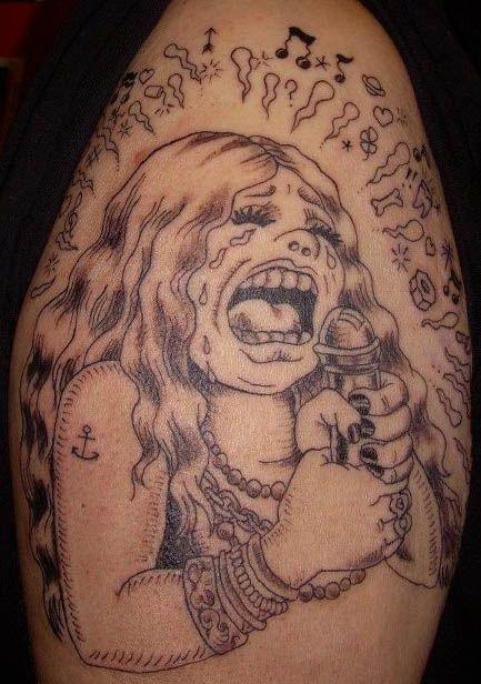 janis joplin crumb tattoo by laura exley at damask tattoo