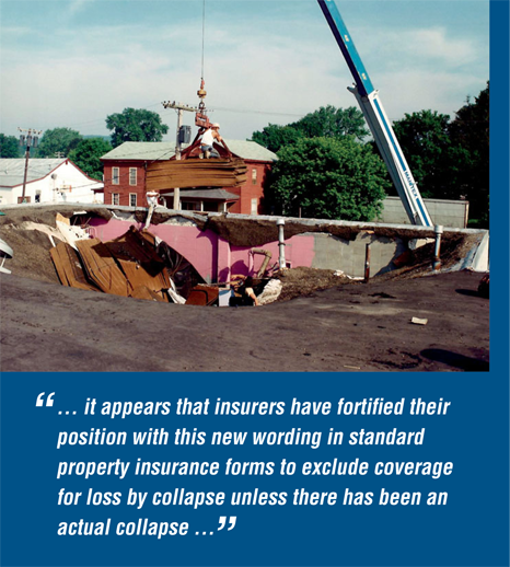 Roof And Building Collapses Are Especially Common In Winter Months