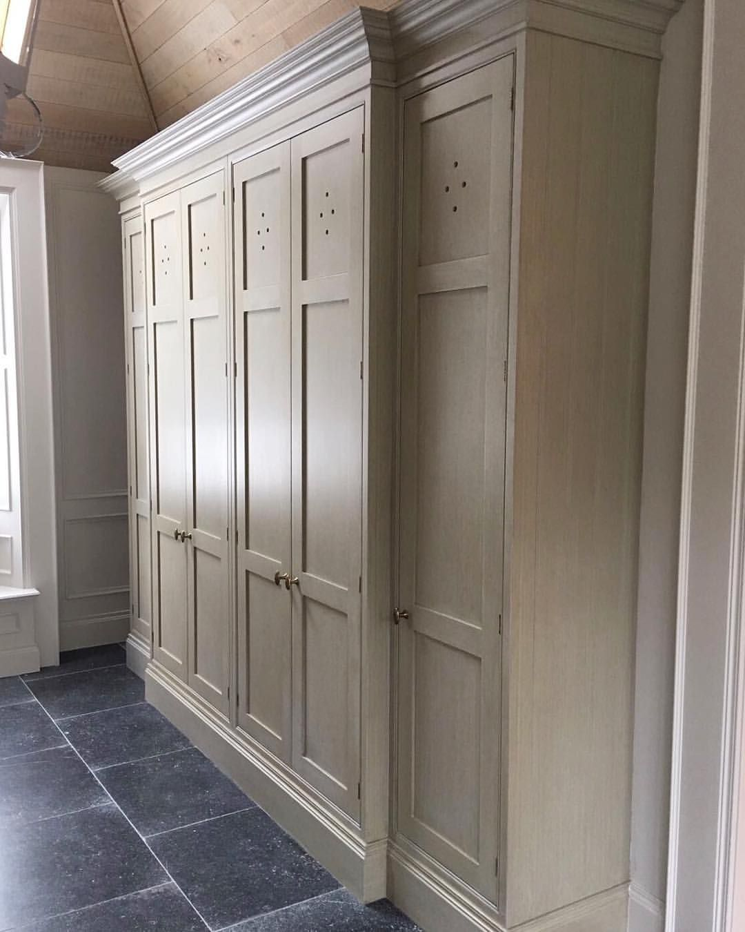 335 Likes 14 Comments Minnie Peters Minniepetersdesign On Instagram Suited And Booted New Entr Closet Remodel Bedroom Cupboard Designs Hall Cupboard