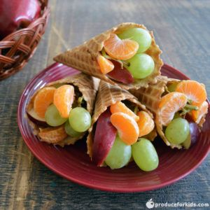 Fun & Healthy Thanksgiving Treats for Kids | Produce for Kids