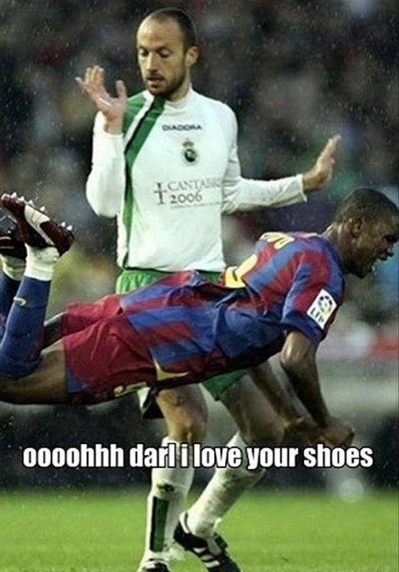 funny football meme of