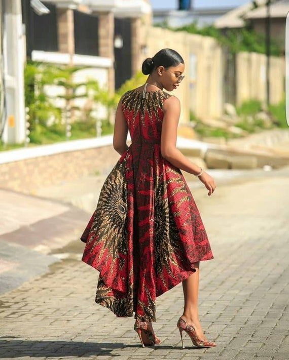 Embellished African print, African print fabric,African print prom dress,African print fashion,Ankara dresses for women,African dresses #africanprintdresses - esenler #africanprintdresses