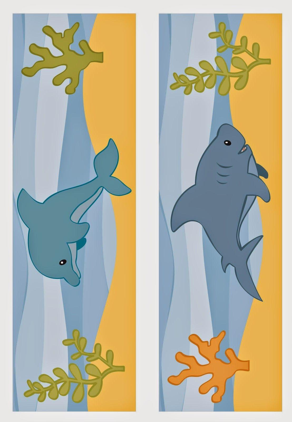 Under The Sea Free Printable Mini Kit