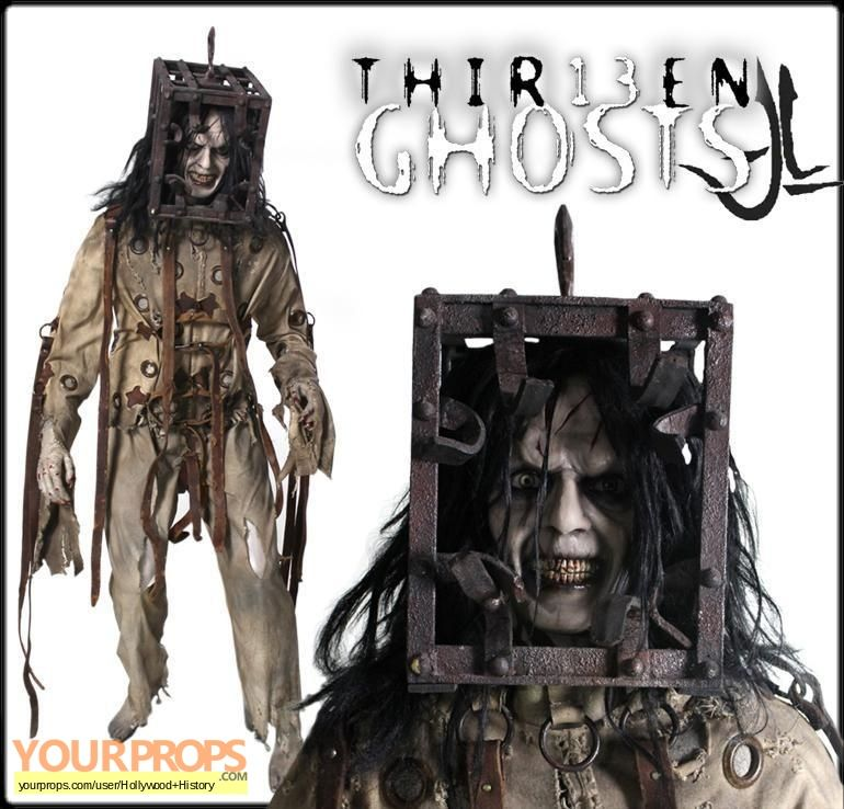 "Thirteen Ghosts Complete ""Jackal"" Display Original Movie"