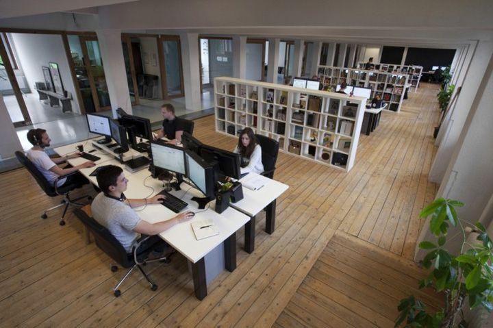 office studio design. Open Office · Popular Architecture Studio Space And Momkai Design I