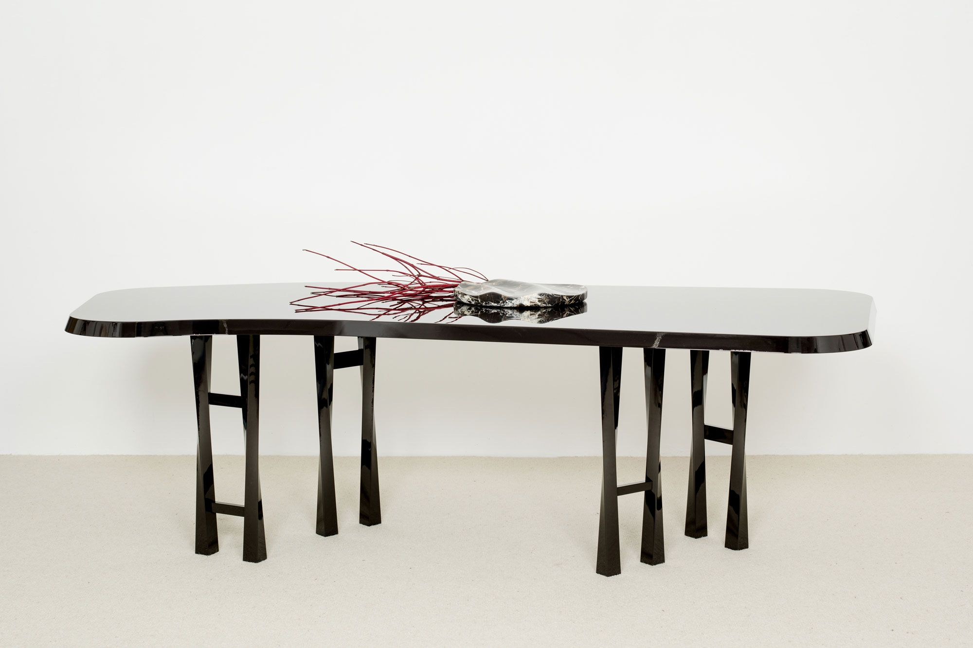 Twi Table Christophe Delcourt Furniture Dining Table Dining