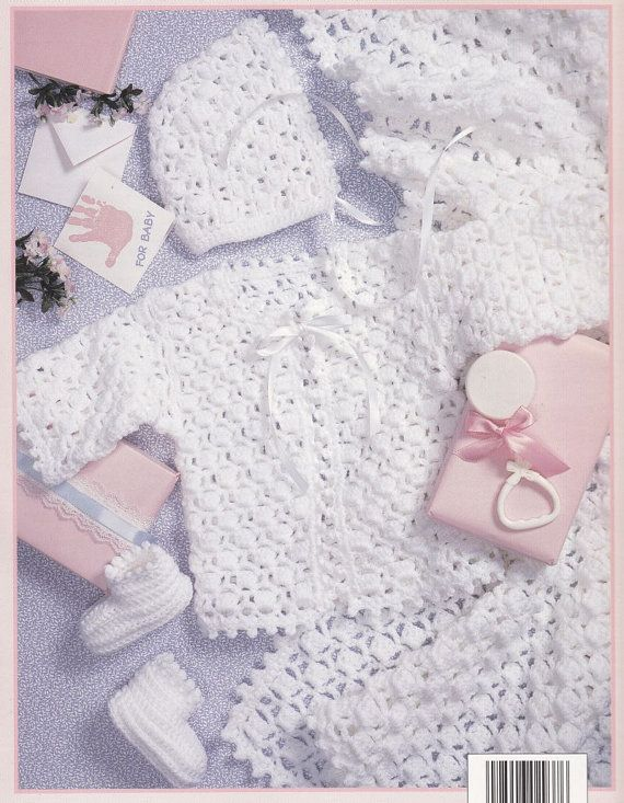 7bf8f2ccc Baby Layettes Crochet Patterns - Baby Afghan