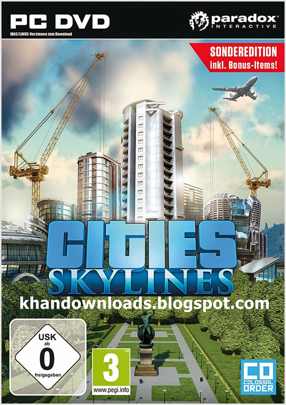 Cities Skylines Free PC Game Download City skylines game