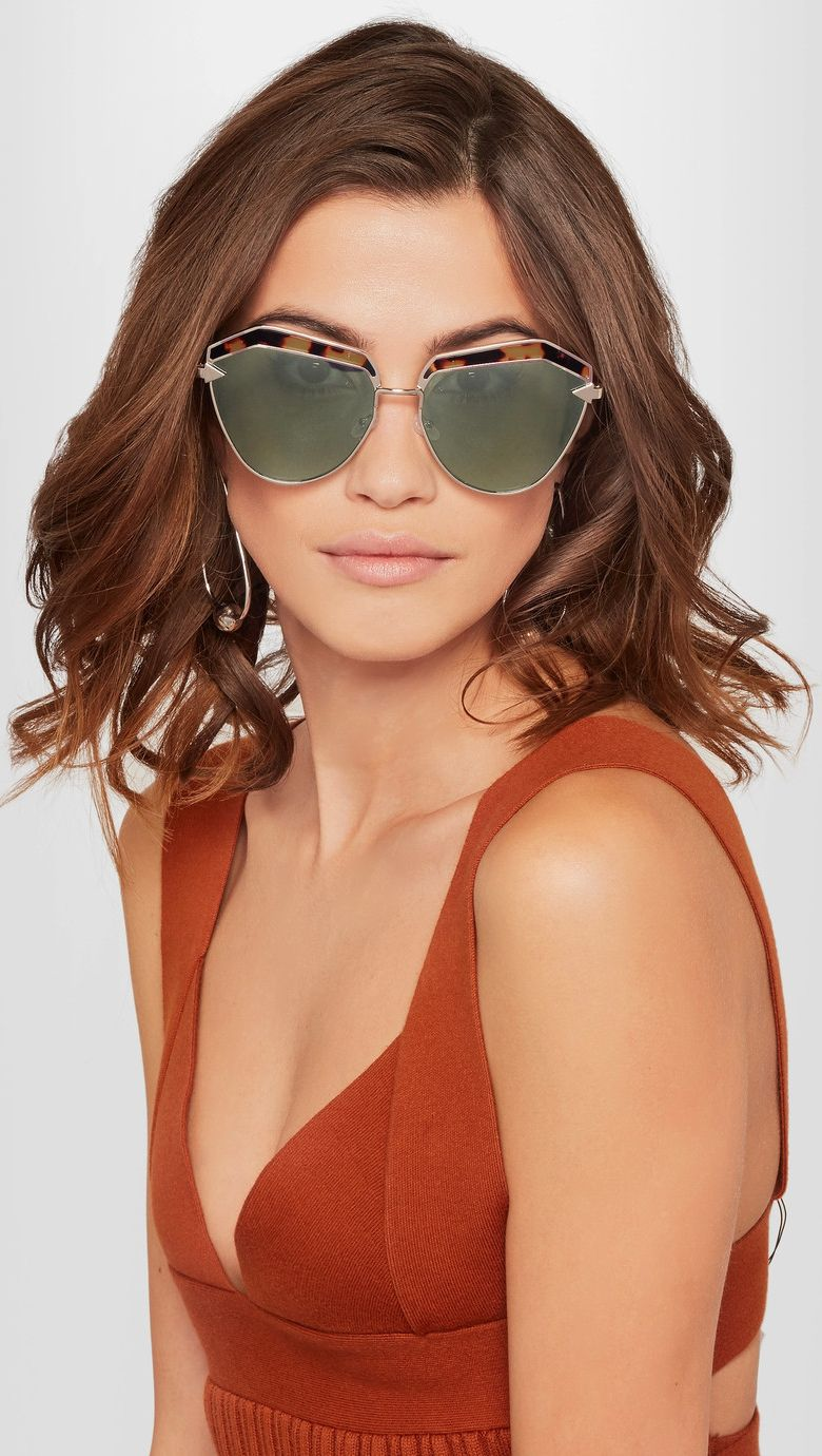 0a10691f36 Medium sun glare reduction with UV protection. Sunglasses Karen