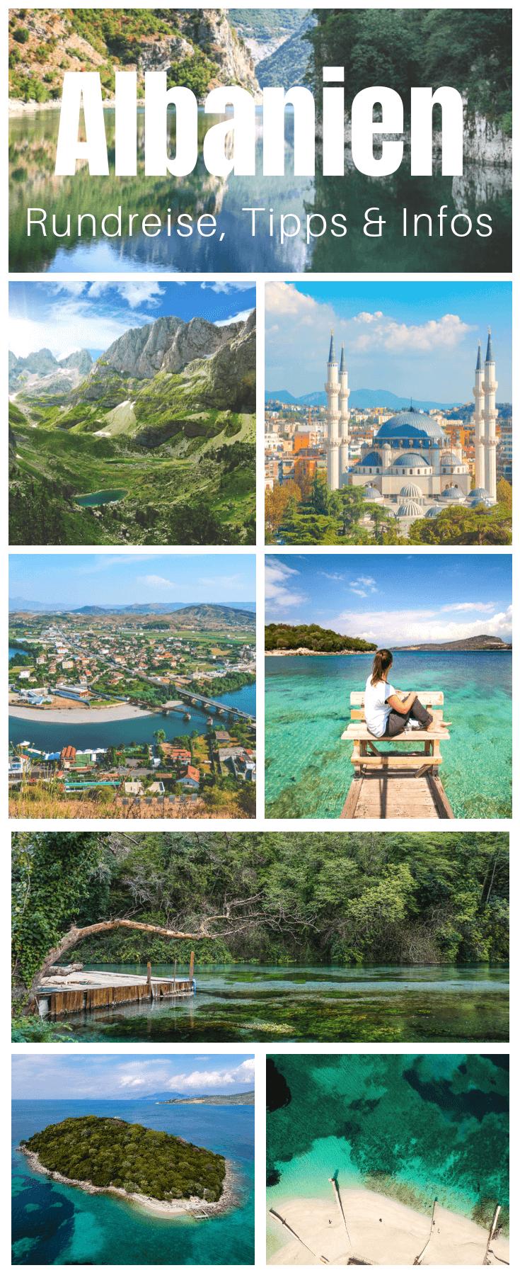 Albanien Rundreise #favoriteplaces