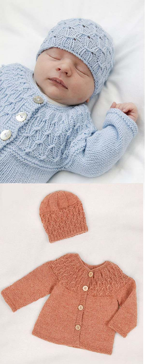 New and Free Baby Knitting Patterns 2019/2020