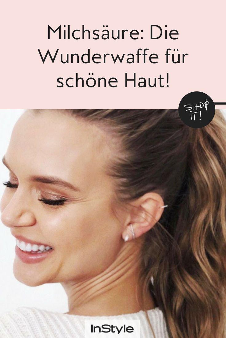 Photo of Milchsäure ist die neue Wunderwaffe gegen Akne, Pigmentflecken und Hautalterung – Nagel Design Germany