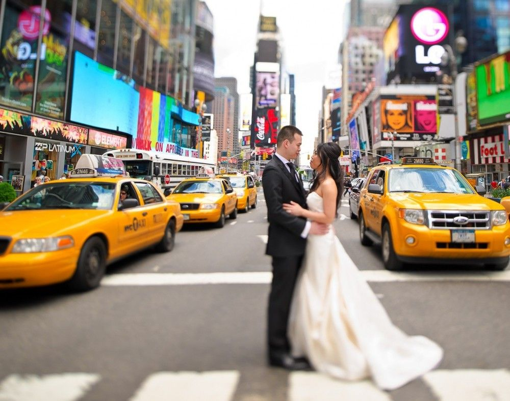Explore Photo Location Wedding Book And More Times Square