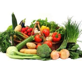 Ingredienti di stagione: cosa mangiare durante l'anno