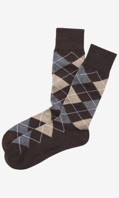 ARGYLE DRESS SOCKS from EXPRESS Have these in mint green
