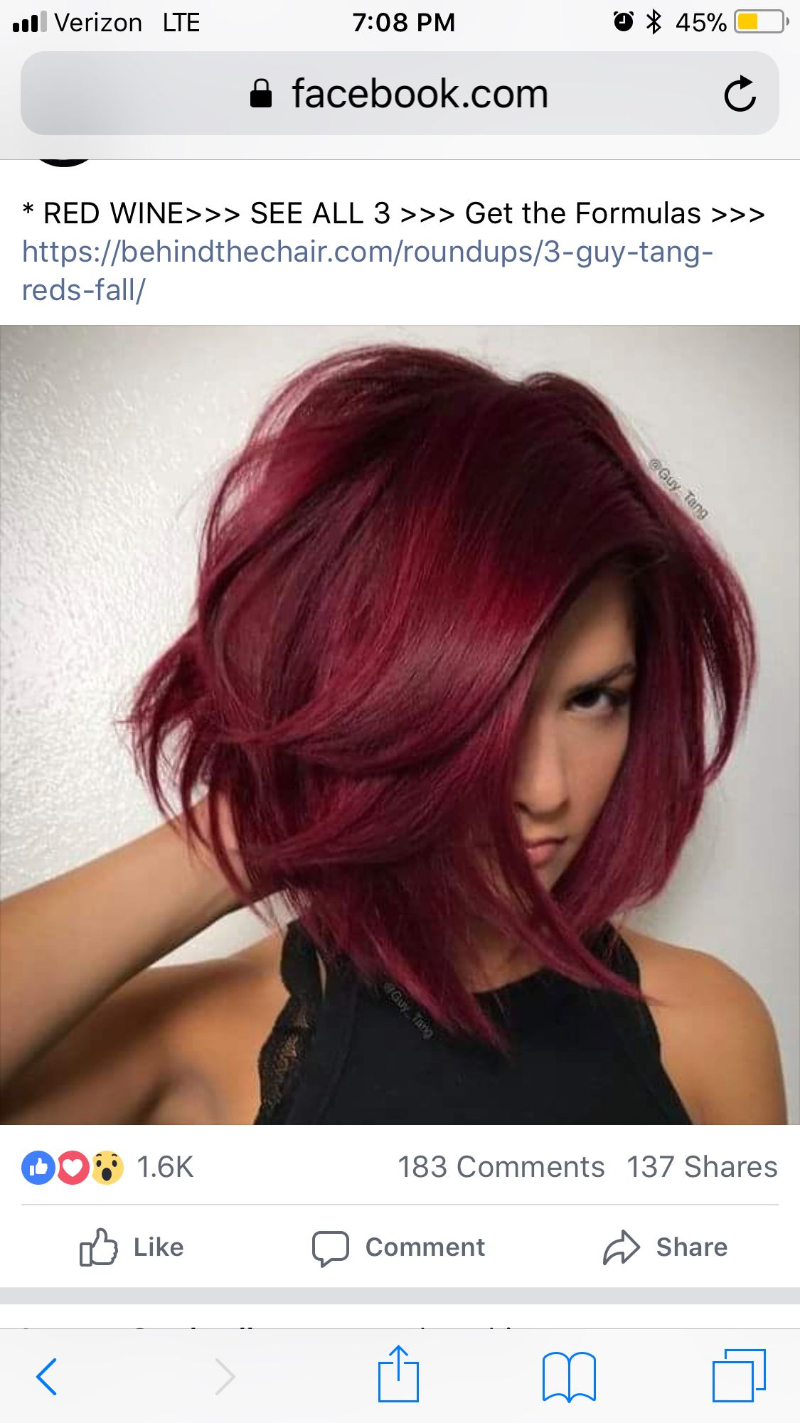 Pin by Debbie Johns on Hair  Pinterest  Hair coloring Hair style