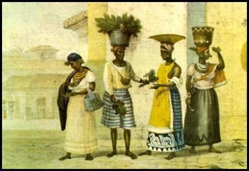 afro brazilian slaves