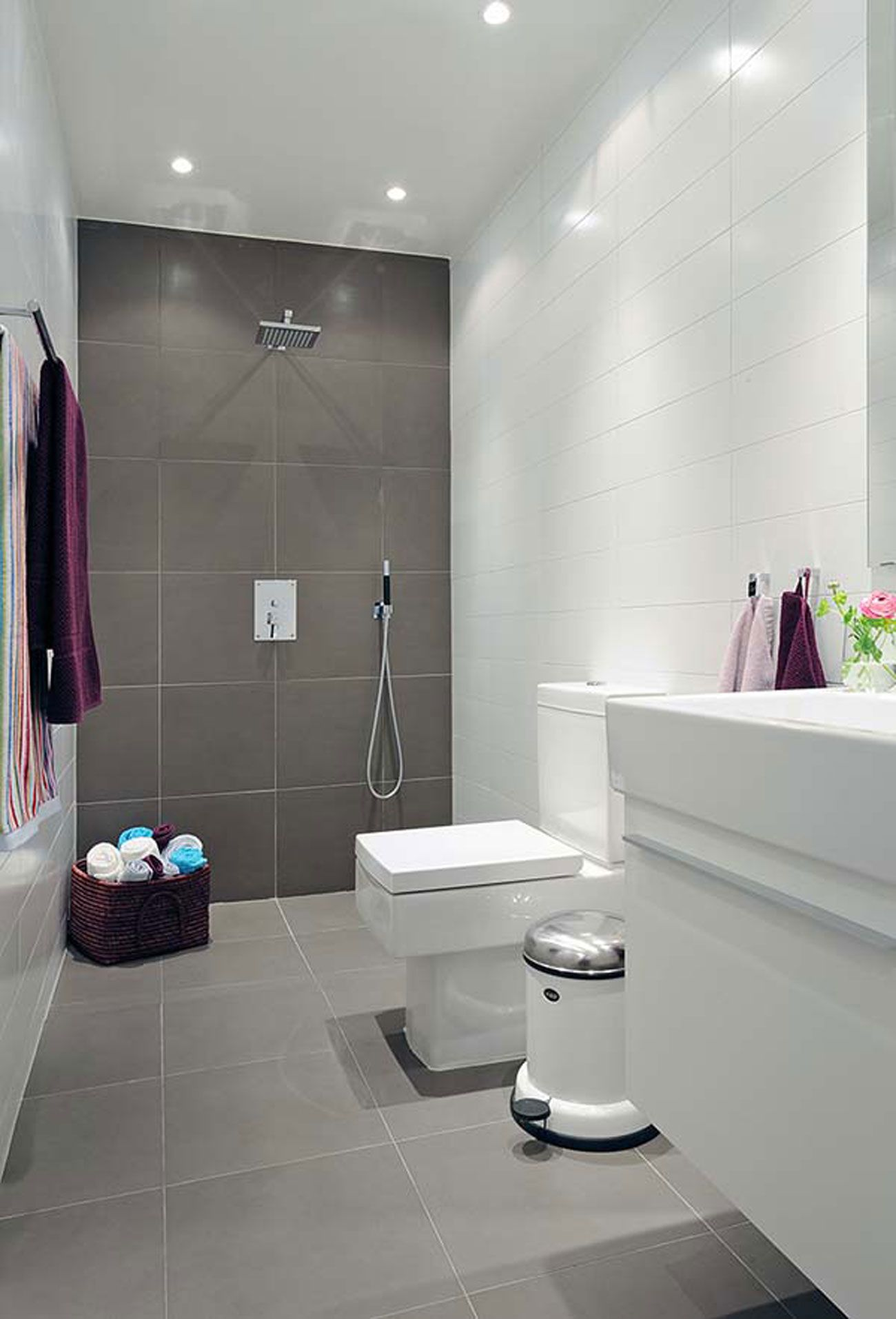 7 Small Bathroom Design Tips To Make It Feels Better Bathroom