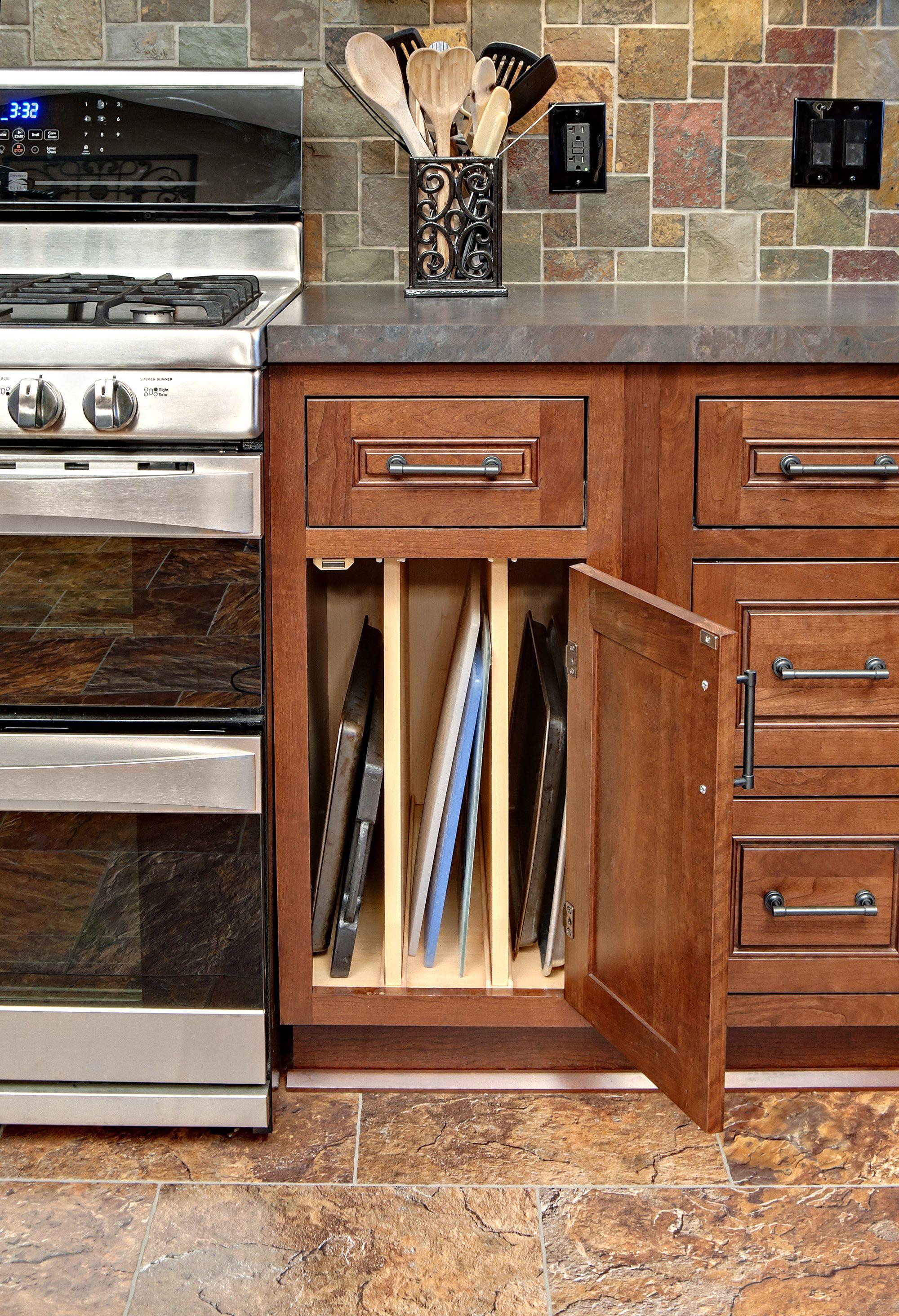 Fairmont Inset Cabinet Door Style Cherry Cabinets Kitchen Kitchen Cabinets Kitchen Storage