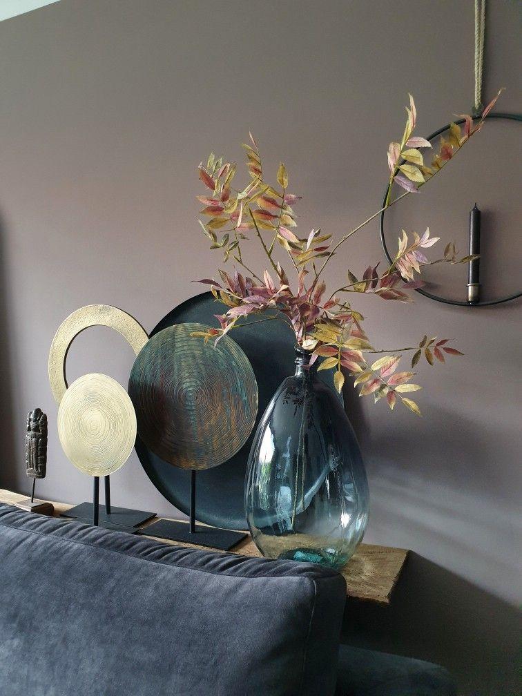 Stylingtips Voor Woonaccessoires In Je Interieur Huizedop Woonkamer Decoratie Woonkamer Decor Home Deco