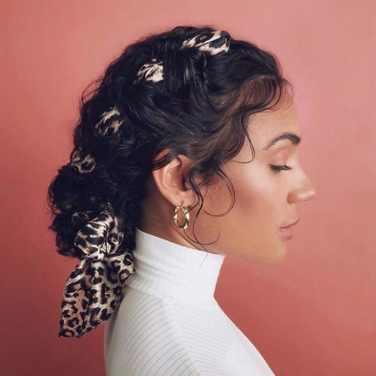 Ditch the Ponytail! Here Are 17 Pretty Bun Hairstyles to Try Now