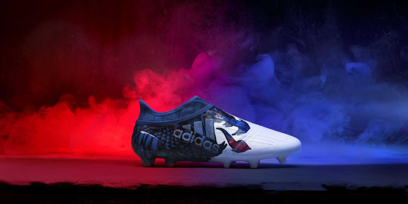 Adidas X 16+ Purechaos UCL Dragon Firm Ground Boots Schoenen