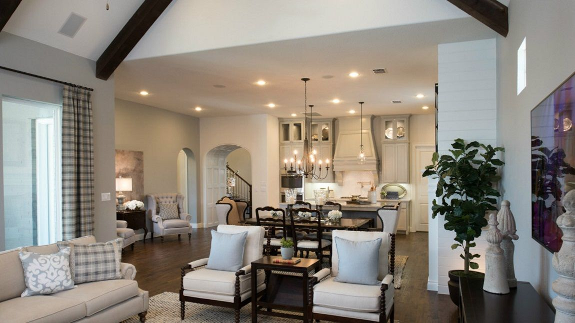 Canals at Grand Park 55s in Frisco, Texas Darling Homes