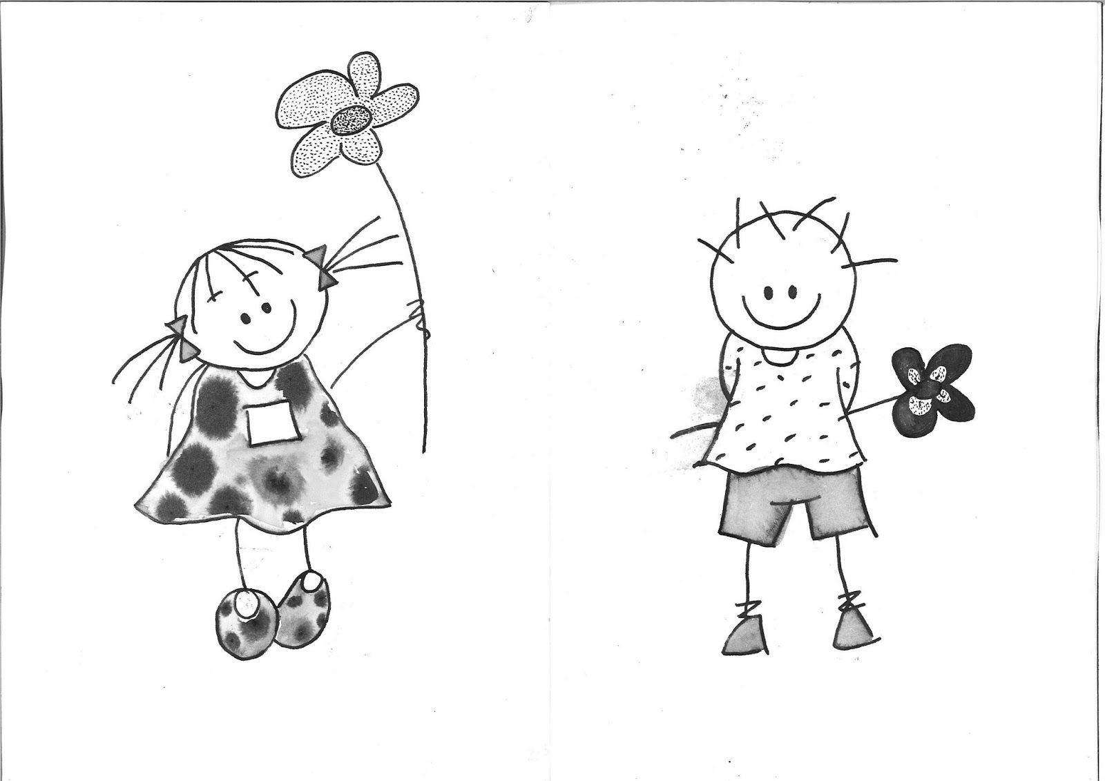 Tekenen Voor Kinderen Kleurplaten Kaarten