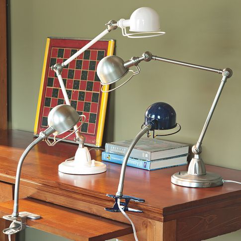 Hi Light Clip Lamp 39