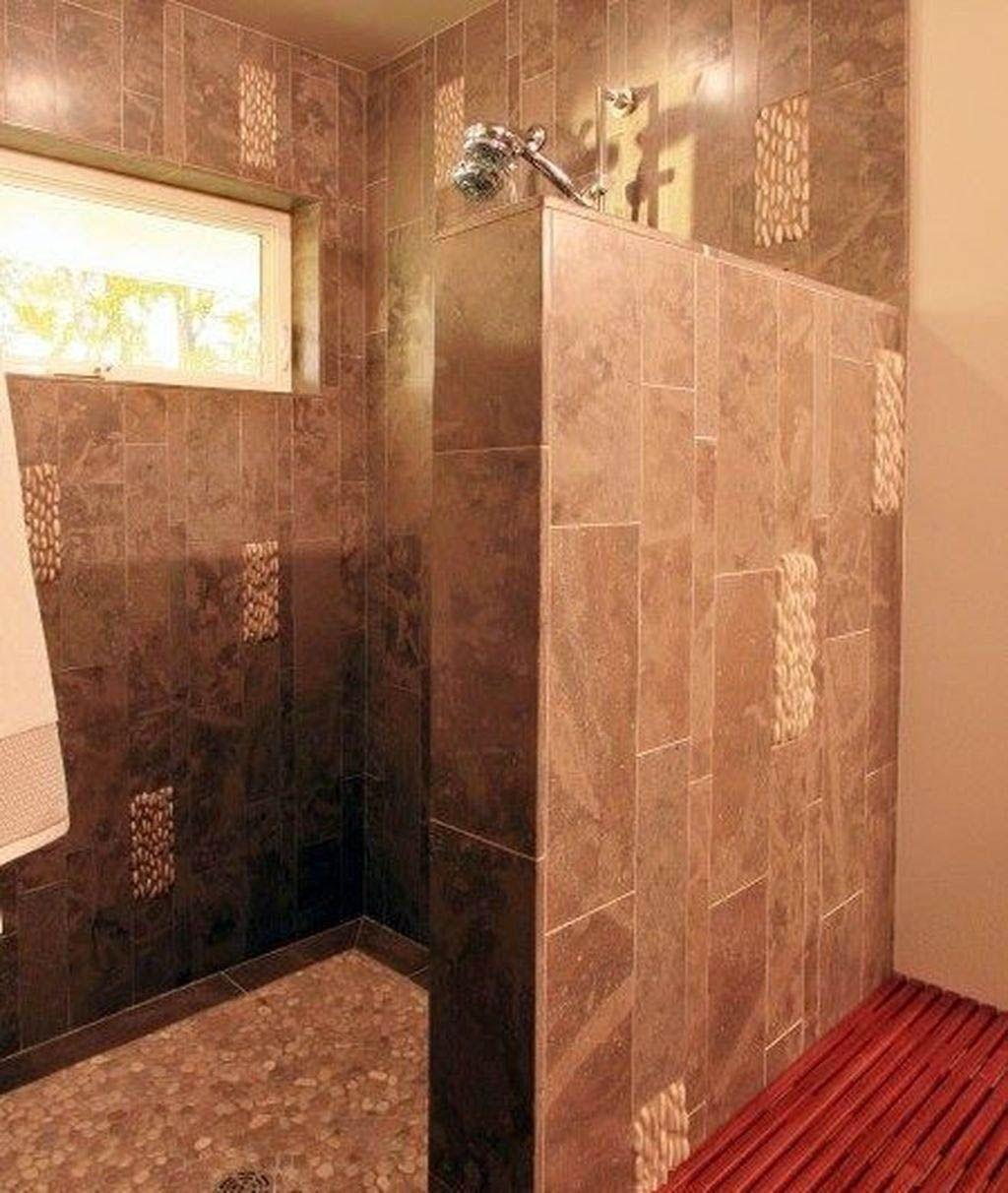 Bathroom Shower Remodel Ideas With Images Bathroom Remodel Shower Shower Remodel Small Bathroom